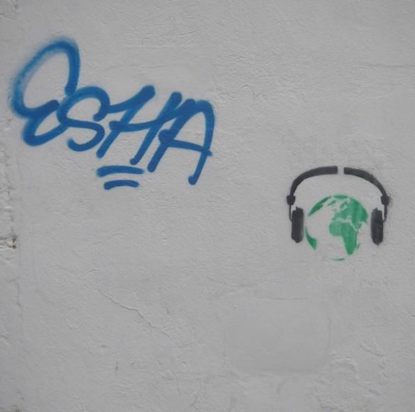 Les murs parlent (Photo PB)