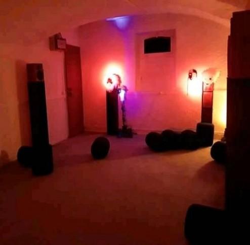 Salon de musique